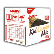 Kid Cascão Mix 1,98 Kg C/120 Marvi Choco Baunilha