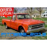 Manual Taller Servicio Chevrolet Silverado 1967-1972 C10