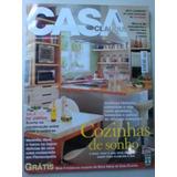 Revista - Casa Cláudia - 10/25 - Cozinhas De Sonho