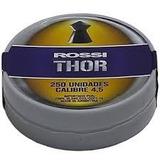 Chumbinho Rossi Thor 4.5 C/ 250un - Espingarda Carabina