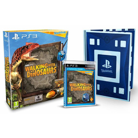 Juego Ps3 Wonderbook Walking With Dinosaurs - G3000120