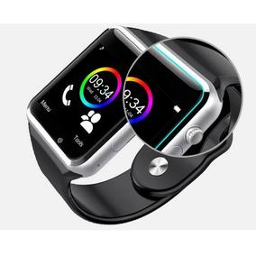 01de70fc8e4 Relógio Smartwatch A1 - Relógios De Pulso no Mercado Livre Brasil