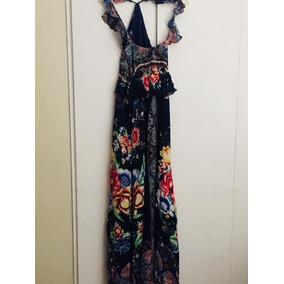 Vestido Lindo Farm - Usado Somente 2 Vezes - Apenas 250,00