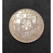 Moeda Antiga Czechoslovakia 20 Korun 1933 - Prata