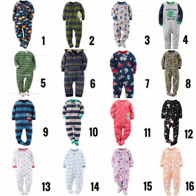 Enterito Carters ® Pijama Antideslizante M Polar