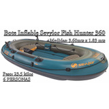 Bote Inflable Gomon Sevylor Fish Hunter 360 6 Personas 567kg