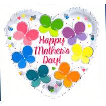 Balão Metalizado Decoração Dia Das Mães Vários Modelos