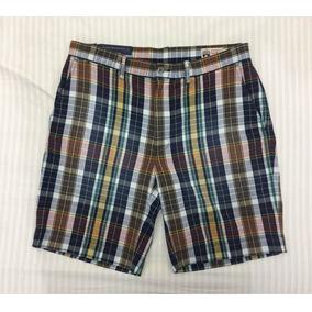 1757e9a6332e2 Bermuda Xadrez Ralph Lauren Original - Calçados