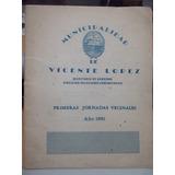 Municipalidad Vicente Lopez - Primeras Jornadas Vecinales -