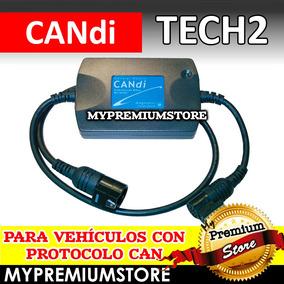 Interface Candi Para Equipo Tech2 Gm Escánerescaner Automotr