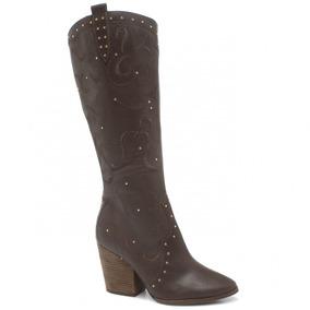 Bota Zariff Shoes Country Feminina Couro 3840005   Zariff
