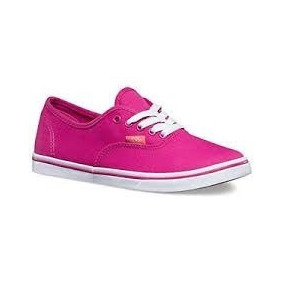 Tenis Vans Authentic Lo Pro (canvas) Lilac Rose/burnt