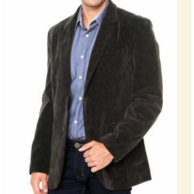 Blazer Casaco Masculino Luxo Veludo Cotele Frete Grátis