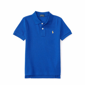 Camisa Polo Ralph Lauren Infantil Menino Original