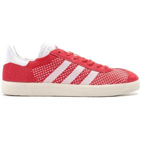 Tenis Originals Gazelle Pk Scarlet Hombre adidas Bb5247
