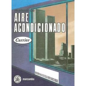 Manual De Aire Acondicionado Carrier Marcombo, Ebooks Pdf