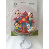 Móbile Baby Musical Disney P Carrinho De Bebê