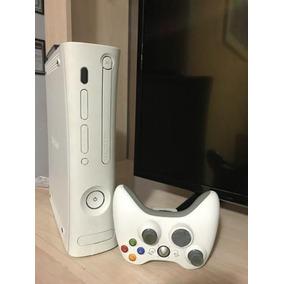Xbox 360 60 Gb Desbloqueado Seminovo Com Garantia