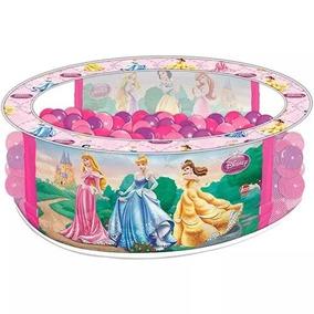 Piscina De Bolinha Das Princesas - 2090 Lider