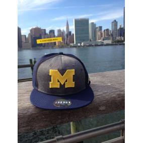 Gorra Nike Jordan Michigan Sideline Player Snapback 844175