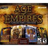 Age Of Empires Edicion Coleccionista - Pc Digital