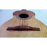 Cuatro Instrumento Musical Llanero Estuche En Lona