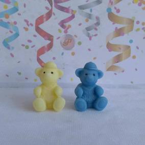 20 Sabonetes Urso Menino Lembrancinha Aniversário Infantil