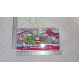 Hello Kitty Figuras Set De 5 Sanrio