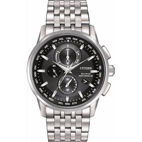 Reloj Citizen Eco- Drive Original Para Hombre At8110-53e