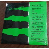 Compilado Oihuka 88 Vinilo La Polla Records Kortatu Tijuana