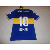 Camiseta De Boca La Ultima De Roman Envio Gratis