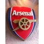 Futbol Arsenal Cartel En 3d !!! 44 X 37 Cm
