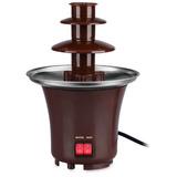 Maquina Fondue Eletrica Cascata De Chocolate 110v