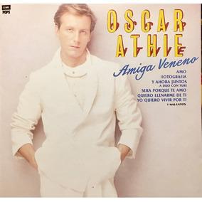 Cd Oscar Athie Amiga Veneno