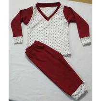 Pijamas Bebé Navidad 6-9m