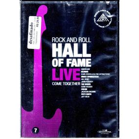 Dvd - Hall Of Fame - Come Together - Vol. 7