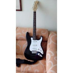 Guitarra Electrica Stagg + Amplificador