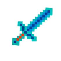 Espada De Brinquedo Jogo - Diamante