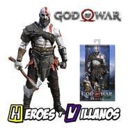 Figura Kratos De God Of War Marca Neca 2018