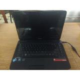 Laptop Toshiba Satelite L645 Usada Core I5 Windows7 4 Ram