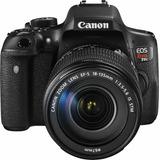 Camara Canon T6i Lente 18-55 Nueva Garantia !!