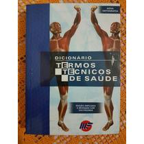 Livro Dicionário Termos Técnicos De Saúde 7° Edição