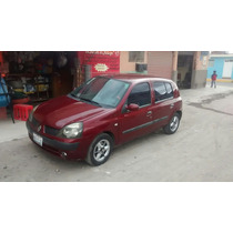 Renault Clio 5p Expresion 5vel A/a Ee Cd Abs 2004