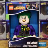 Reloj Despertador Guasón Joker Dc Lego