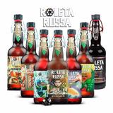 Kit Degustação Roleta Russa 7 Cervejas Artesanais Presente