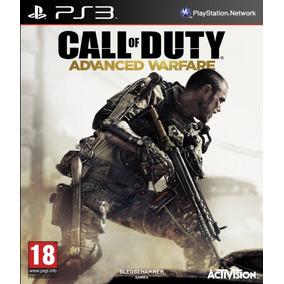 Call Of Duty Advanced Warfare Ps3 - Mídia Digital