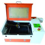 Máquina Laser 50w Co2 Completa Para Corte E Gravação Kl 430