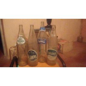 Botellas Antiguas De Gaseosas