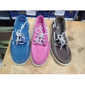 Zapatos De Dama Casual Paseo Thom Sailor Calzate.aqui