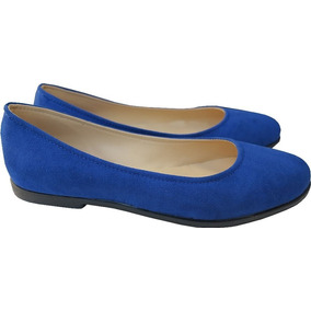 Zapatos Balerinas Chatitas Si Taco Talles Especiales